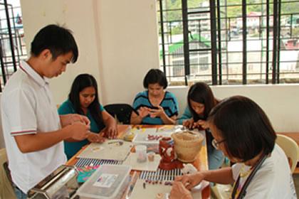Skills Training and Social Entrepreneurship