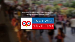 Pinoy WISE Audio Visual Presentation