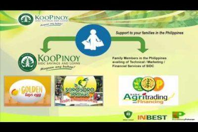 Sorosoro Ibaba Development Cooperative (SIDC)