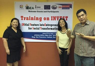 Initial Venture into Social Entrepreneurship for Social Transformation (INVEST) launched